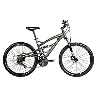 Bicicleta Aro 26 Benji Gris