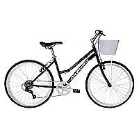 Bicicleta Aro 24 Onyx Negra