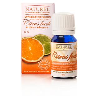 Sinergia Aromaterapia Citrus Fresh 10 ml