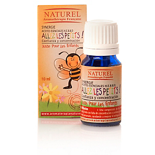Sinergia Aromaterapia niños Allez les Petits! 10 ml