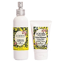 Fragancia Y Crema Hidratante Lemon Grass & Verbena 60 ml