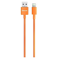 Cable iPhone 5 Naranjo