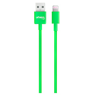 Cable iPhone 5 Verde