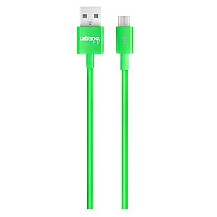 Cable Micro USB Verde