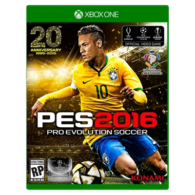 Pro Evolution Soccer 2016 Xbox One