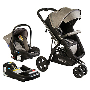 Coche Travel System Comp Elite Melan G