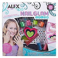 Set de Uñas Nail Glam Salon