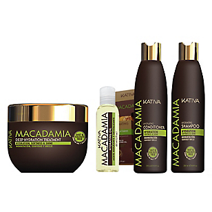 Macadamia Pack 4 Items