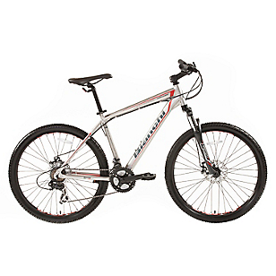 Bicicleta Aro 26 Aggressor SX Plata Mate