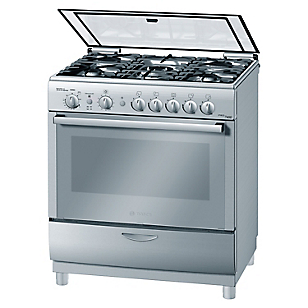 Cocina 5 Quemadores PRO 7400