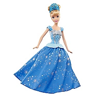 Disney Princess Cenicienta Vestido Magico