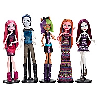 Monster High Monstruos de Compras