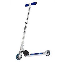 Scooter Azul