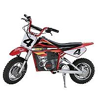 MX 500 Dirt Rocket Rojo