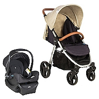 Coche Travel System Epic Sport Beige