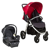 Coche Travel System Epic Sport R