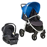 Coche Travel System Epic Sport