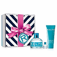 Estuche Ralph EDT 100 ML + Body Lotion 100 ML + Miniatura 7 ML