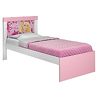 Cama Barbie Happy 1 Plaza