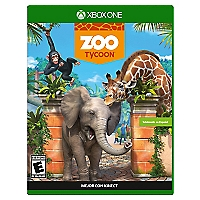Juego Xbox One Zoo Tycoon