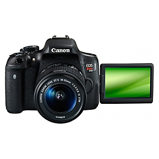CANON CAMARA REFLEX T6i 18-55