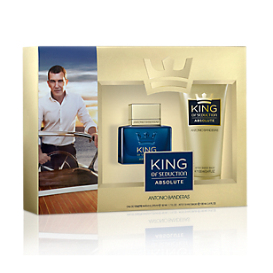 Estuche King of Seduction Absolute EDT 50 ML+ After Shave 100 ML