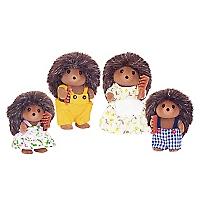 Juguete Hedgehog Family