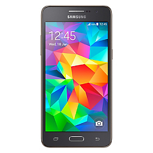 Smartphone Galaxy Grand Prime VE Gris Movistar
