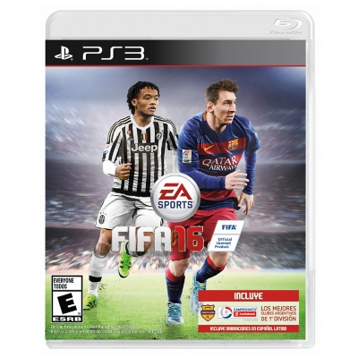 FIFA 2016 PS3