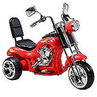 Moto Choppera 6v