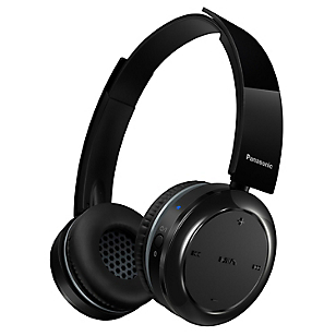 Audífonos con Bluetooth RP-BTD5PP-K