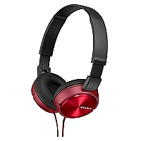 Aud�fonos Over-Ear MDR-ZX310AP/R Rojo