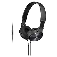 Aud�fonos Over-Ear MDR-ZX310AP/B Negro
