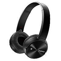 Audífonos Over-Ear MDR-ZX330BT Negro