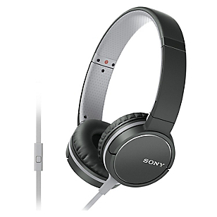 Audífonos Over-Ear MDRZX660APBCLA Negro