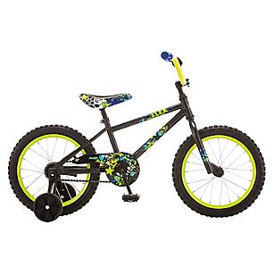Bicicleta Aro 16 Flex Negra