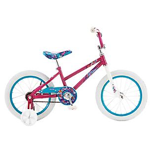 Bicicleta Aro 16 Gleam Rosado