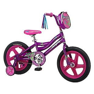 Bicicleta Aro 16 Pizazz Púrpura