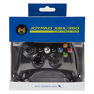 Joypad c/cable XBOX 360