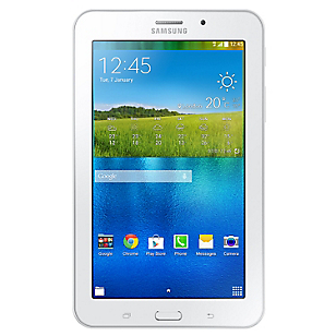 Galaxy 3G Tab E Quadcore 8G 1G 7P Blanco