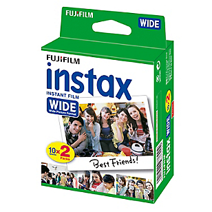 Pelicula Instax Wide Pack 10x2