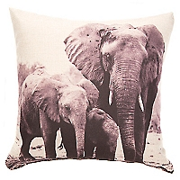 Cojín Elephant & Small