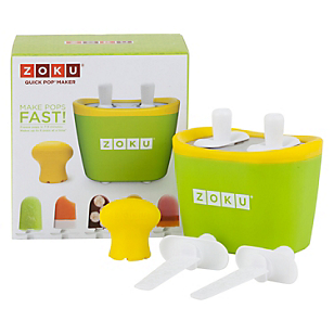 Duo Quick Pop Maker