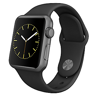 AppleWatch Sport 38 mm Negro