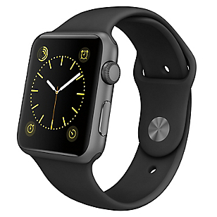 AppleWatch 42 mm Negro