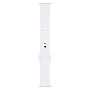 Pulsera Apple Watch 38mm Blanco Sport