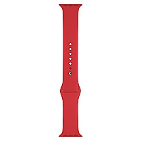 Pulsera Apple Watch 42mm Rojo Sport