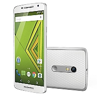 Smartphone Moto X Play Blanco Liberado