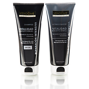 Pack Shampoo + Acondicionador Vitalidad Excepcional