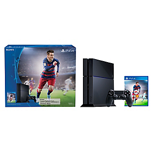 Consola PS4 500GB + Fifa 2016